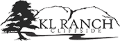 KL Ranch Cliffside Logo